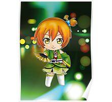 Hanayo - Angelic Angel chibi edit. 2 Poster