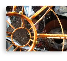 Rusted. Canvas Print