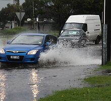 Flash Flood by Steve Henschke