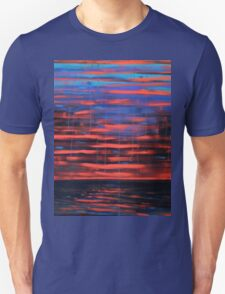 Indian Ocean Sunset 1 Unisex T-Shirt