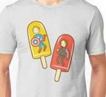 Super Soldier Ice Pops Unisex T-Shirt