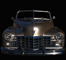 47 Cadillac Convertible by WildBillPho