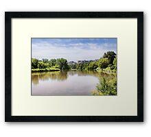 Humber River Framed Print