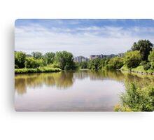 Humber River Canvas Print