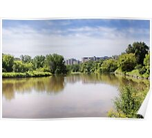 Humber River Poster