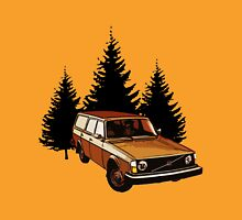 volvo 200 wagon T-Shirt