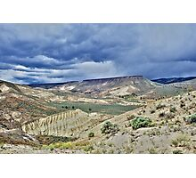 Rattlesnake Ridge Geological Site Photographic Print