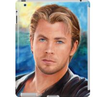 Chris Hemsworth Art iPad Case/Skin