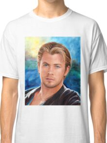 Chris Hemsworth Art Classic T-Shirt