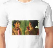 Colourful Erotica by Mary Bassett Unisex T-Shirt
