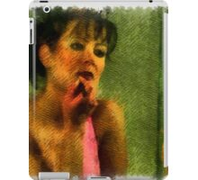 Colourful Erotica by Mary Bassett iPad Case/Skin