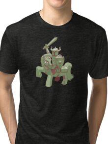 MLA - War Tri-blend T-Shirt