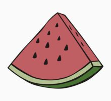 Watermelon by Bunpaulina