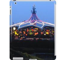 teacups at Disneyland Paris iPad Case/Skin