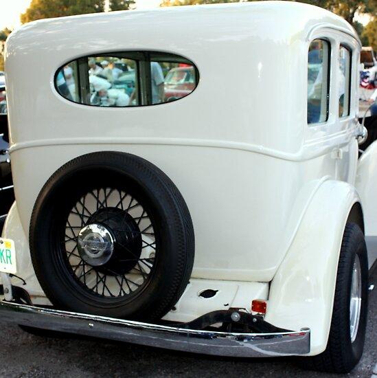 1930's Era Plymouth by AuntDot