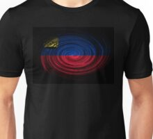 Lichtenstein Twirl  Unisex T-Shirt