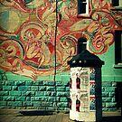 Mural by Caroline Fournier