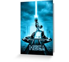 MEGA - Movie Poster Edition Greeting Card