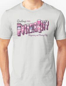 Greetings from Fuchsia City T-Shirt