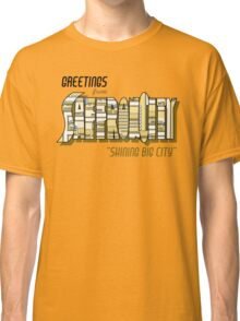 Greetings from Saffron City Classic T-Shirt