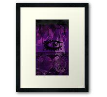 The Eye of the World Framed Print