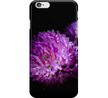 Mirror Flower iPhone Case/Skin