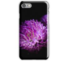 Mirror Flower iPhone Case/Skin