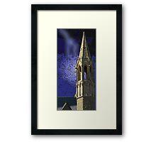 Gothic Impressions Framed Print