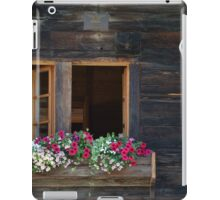Swiss Chalet iPad Case/Skin