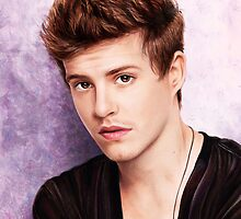 Xavier Samuel - Riley Biers Twilight by Dacdacgirl