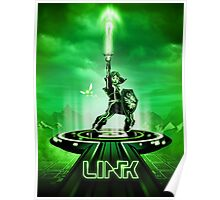 LINKTRON - Movie Poster Edition Poster