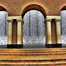 Houston Waterfall by Savannah Gibbs