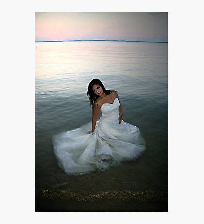 Floating Dress Photographic Print
