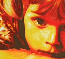 Youthful Innocence by Nicole Hall