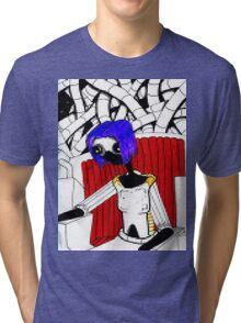 Marte-e On The Hunt Tri-blend T-Shirt