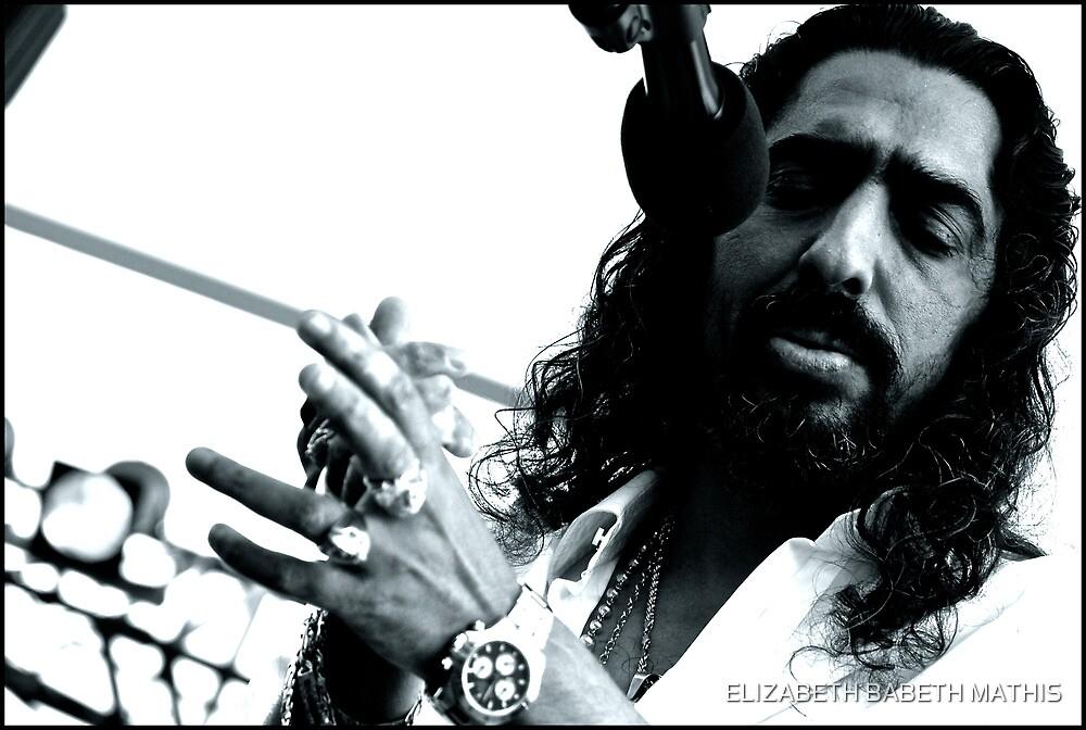 Diego Del Cigala by Elizabeth-Babeth MATHIS