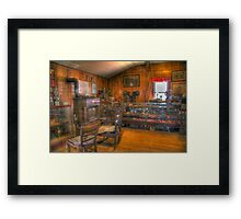 Dells Mill Museum Framed Print