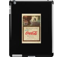 Advertisements Photoplay Magazine July through December 1916 0188 Coca Cola iPad Case/Skin