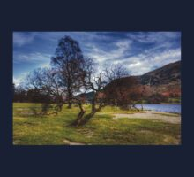 Gnarled Tree at Glenridding One Piece - Short Sleeve
