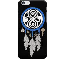 Dreams for a Time Lord iPhone Case/Skin