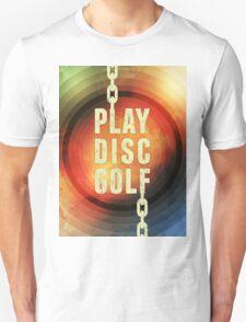 Play Disc Golf T-Shirt