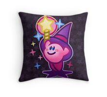 Kirby Starrod Throw Pillow