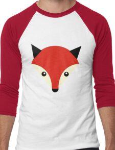 FOXY FOX Men's Baseball ¾ T-Shirt