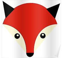 FOXY FOX Poster