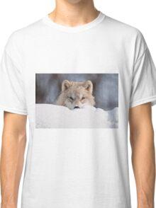 Arctic Wolf Pup Classic T-Shirt