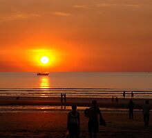 Darwin Sunset by AJM71