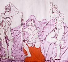 Council of Elders by Bonnie Aungle