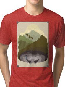 Tamriel Tri-blend T-Shirt