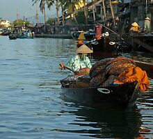 Hoi An Fish Markets by AJM71