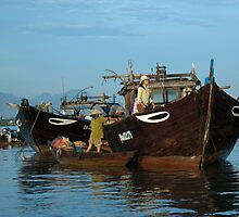 Fish Markets - Hoi An by AJM71